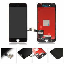 "Iphone 7 plus 5.5"" LCD screen replacement display frame digitizer assembly black"