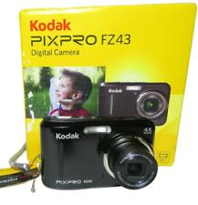 Kodak FZ43 16.0MP HD Digital Camera Infrared IR/UV Open Full Spectrum Ghost MOD
