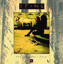 STING - TEN SUMMONER'S TALES - NEW VINYL LP