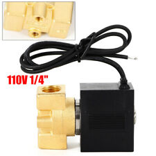 Electric Solenoid Valve For Industrial Machines Control Control Air Water Flow