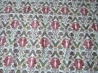 Laura Ashley Woven Tapestry Remnant 6 Metres