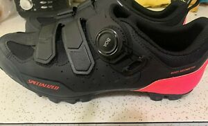Specialized Comp MTB Shoes SPD 2-bolt Size 40 EU | US Men's 7.5/Women's 9