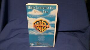 Here`s looking at you Warner Bros. - VHS Movie. Exc . Condition