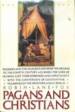 Pagans and Christians, Robin Lane Fox, 0394554957, Book, Acceptable