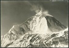 More details for nepal 1960 switzerland expedition signed postcard nice bin price gb£10.00