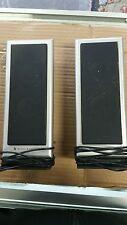 Altec lansing VS3121 left and right speakers