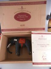 Steiff Filz Elefant auf Rädern 1914 Replika von 1997/1998 (2405)