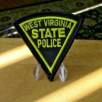 Patch Retired: West Virginia State Police Mini Patch