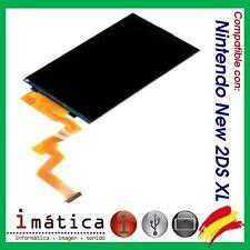 PANTALLA LCD PARA NINTENDO NEW 2DS XL SUPERIOR 2 DS FLEX IMAGEN ARRIBA DISPLAY