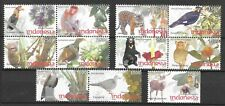 Indonesia 2010 Mi.No. 2853 - 2863  Indonesien Birds Animals  11v MNH** 7.00 €