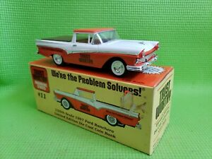 Liberty Classics Trust Worthy Hardware 1957 Ford Ranchero Coin Bank 1/25 Scale