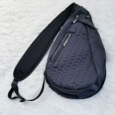 Sherpani Esprit Le Women's Crossbody Sling Messenger Backpack Bag Black