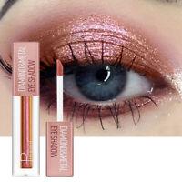 Wasserdicht Pigment Metallic Eyeshadow Glitter Make-up für Augen Shimmer.