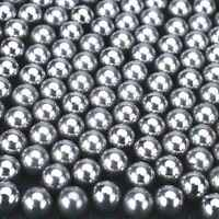 3//8 400 Qty Assorted Steel Slingshot Ammo SamplePak 1//4 5//16 /& 7//16 Balls
