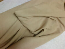 Nubian Sand Both-Side Faux Suede Fabric 280gr/mt 145cms width Off the Roll C#5