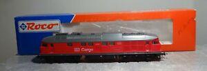 Roco 69689 H0 WS DB Cargo 232 800 3 läuft top Zustand mit OVP