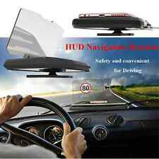 GPS HUD Head Up Display support voiture pour iPhone Samsung SmartPhone Navigation