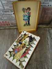 +SELTEN+ Miniaturen / Spielzeug / Figuren in Schachtel Shabby Chic / brocante