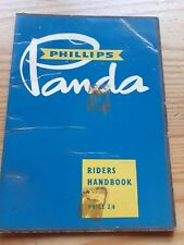 Phillips Panda Riders Handbook