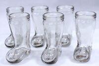 Das Boot Shots Miniature Boot Shot Glasses Set of 6 Clear