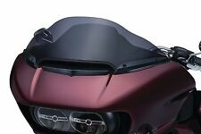 Kuryakyn Black Fairing Air Flow Vent Accent Trim Harley Road Glide 2015-2017