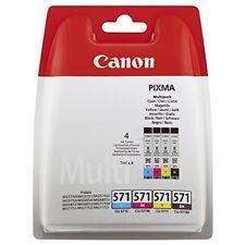 Canon CLI-571BK/C/M/Y PGI-570PGBK Druckerpatronen Multipack 0372C004
