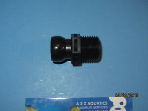 """LOC LINE 1/2""""  MPT CONNECTOR  - for FLEXIBLE BALL-SOCKET JOINT TUBING"""