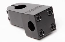 "S&M  RETRO REISSUE REPOP RETRO BLACK STUPID FORK CLAMP ON REDNECK .950 1 inch 1"""