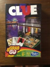 Clue Grab and Go Game Hasbro.