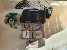 Nintendo 64 with games and controller price a piece!!