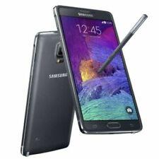 Téléphones mobiles noirs Samsung Galaxy Note 4 4G