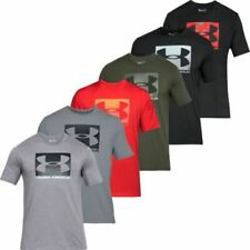 T-shirts Under armour polyester pour homme