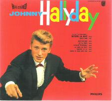 "CD Digipack ""Johnny Hallyday"" Retiens la nuit (10)"