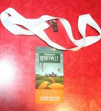 ONE 2017 BERKSHIRE HATHAWAY SHAREHOLDER MEETING CREDENTIAL