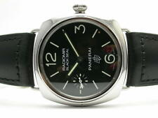 PANERAI RADIOMIR BLACK SEAL LOGO STAINLESS STEEL AUTOMATIC MENS WATCH PAM00380