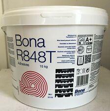 Bona R848 T á 15 kg, Parkettkleber, Parkettklebstoff elastisch 1K Silan Kleber