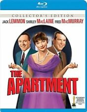 The Apartment Blu-ray 1960 Jack Lemmon Collectors Edition