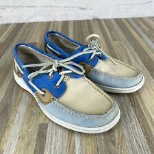Sperry Topsiders Women's Dock Boat Shoes Size 7.5