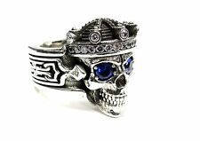 Diamond Skull Ring Limited Edition