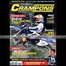 MOTO CRAMPONS N°192 YAMAHA 250 WRF KTM 200 EXC GAS GAS EC BAYLE DAKAR MEONI 2001