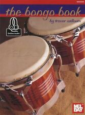 The Bongo Book Sheet Music with Audio Learn How To Play Method by Trevor Salloum