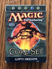 MTG 9th Edition Core Theme Deck Lofty Heights Sleight of Hand Near Mint
