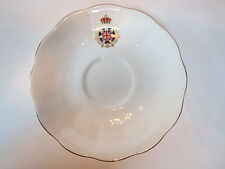 ROYAL ALBERT - IMPERIAL ORDER DAUGHTERS OF THE EMPIRE - SAUCER (ONLY)    J