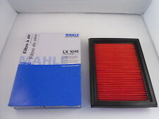 Ford Fiesta Mk6 1.25 1.3 1.4 1.6 Air Filter 2002 to 2009 MAHLE LX1046