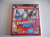 JEU PLAYSTATION 3 / PS3 - DANCE STAR PARTY / ESSENTIALS - COMPLET