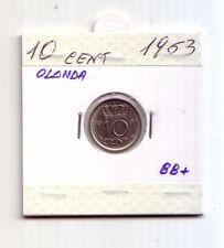 Olanda Nederland   10 cent  1963      BB+    (m475)