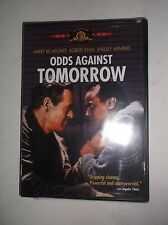 Odds Against Tomorrow (DVD, 2003) BRAND NEW, Harry Belafonte, Robert Ryan, Drama