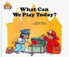 What Can We Play Today? - Good - Moncure, Jane Belk - Library Binding
