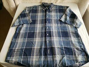 Brand new Greg Norman Collection brand, short-sleeved button down shirt size XL