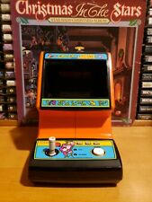 Coleco electronic tabletop mini arcade donkey kong Jr junior game, cleaned.